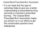 coastal bend prescribed burn association19