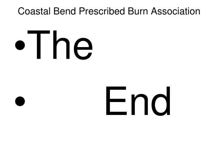 Coastal Bend Prescribed Burn Association