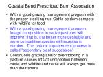 coastal bend prescribed burn association7