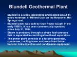 blundell geothermal plant2