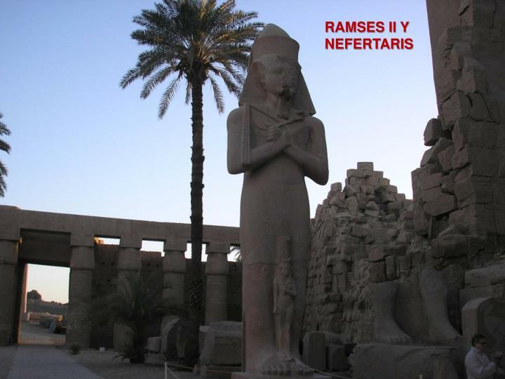 RAMSES II Y