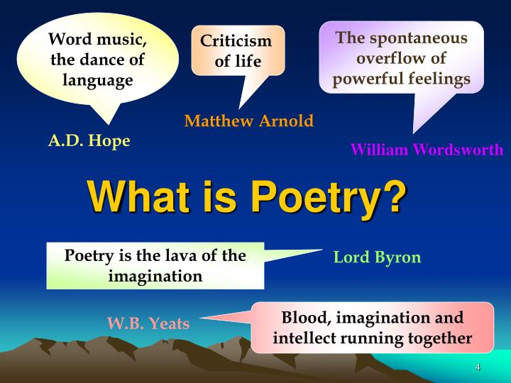 Word music, the dance of language