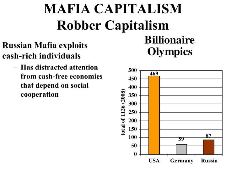 MAFIA CAPITALISM