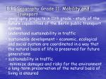 1 1 1 geography grade 11 mobility and transport
