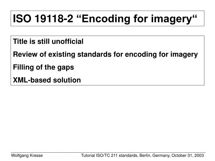 ISO 19118-2