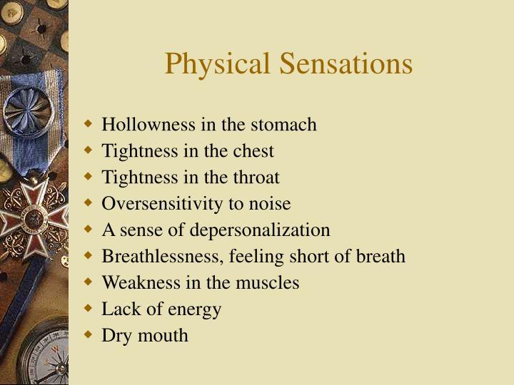 Physical Sensations