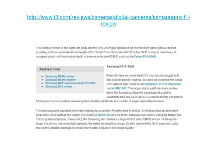 Http www t3 com reviews cameras digital cameras samsung nx11 review