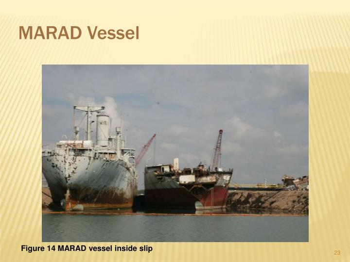 MARAD Vessel