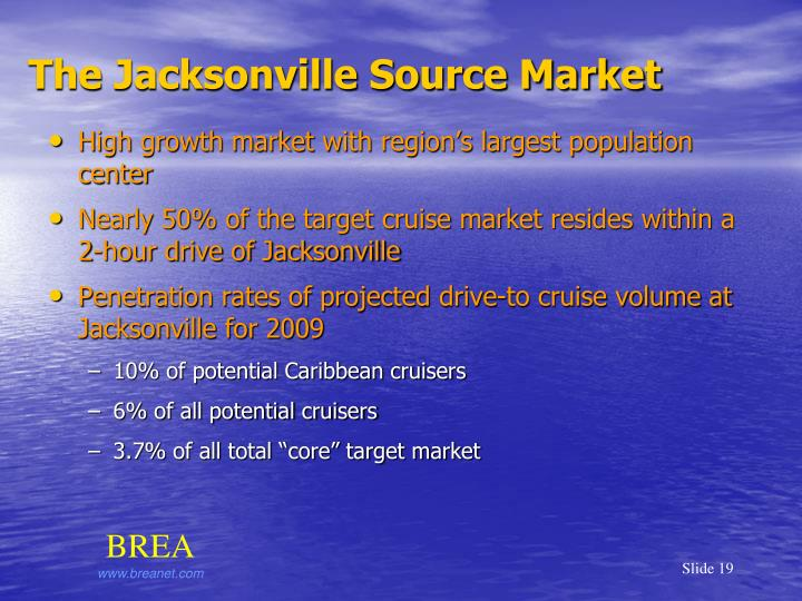 The Jacksonville Source Market