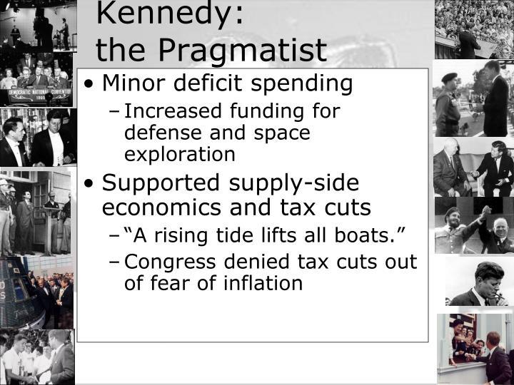 Minor deficit spending