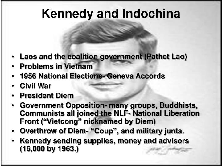 Kennedy and Indochina