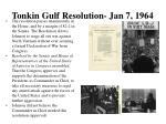 tonkin gulf resolution jan 7 1964
