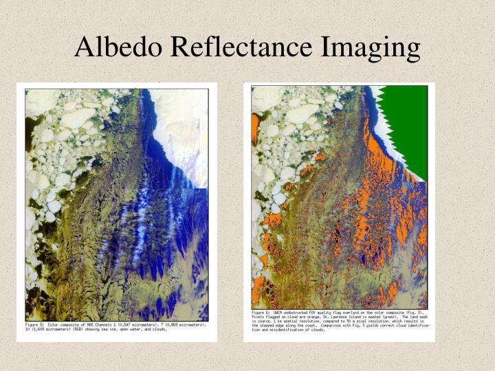 Albedo Reflectance Imaging