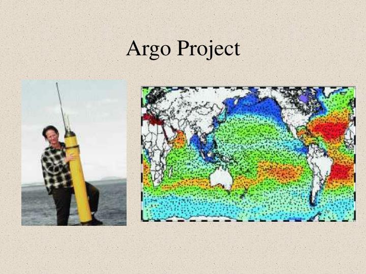 Argo Project