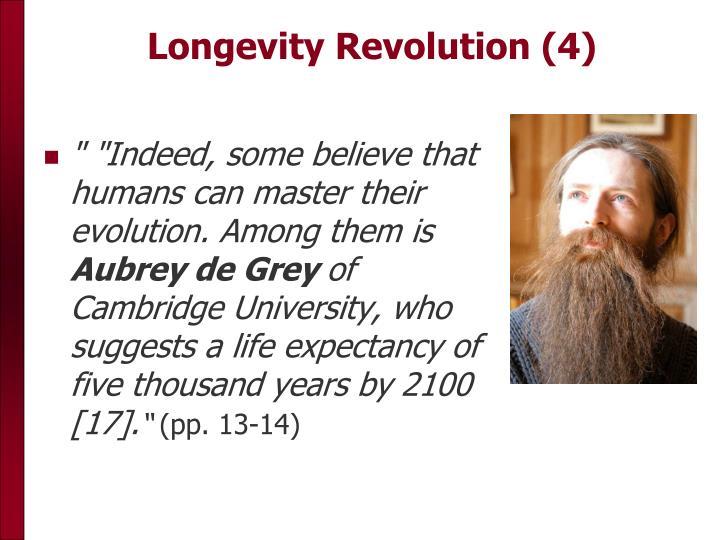 Longevity Revolution (4)