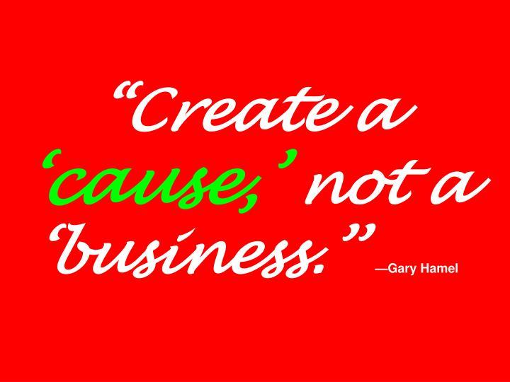 """""""Create a"""