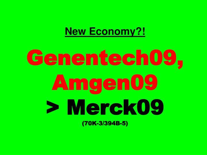 New Economy?!