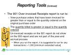 reporting tools continued1