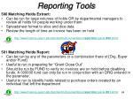 reporting tools1
