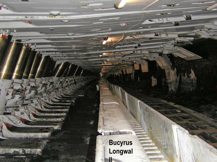 Bucyrus Longwalll