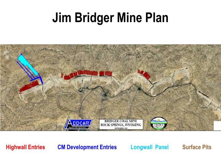 Jim Bridger Mine Plan