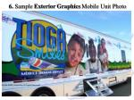 6 sample exterior graphics mobile unit photo