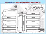 med ex mobile health care mobile unit complex