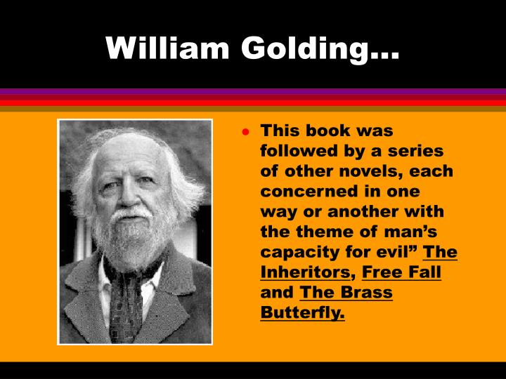 William golding1