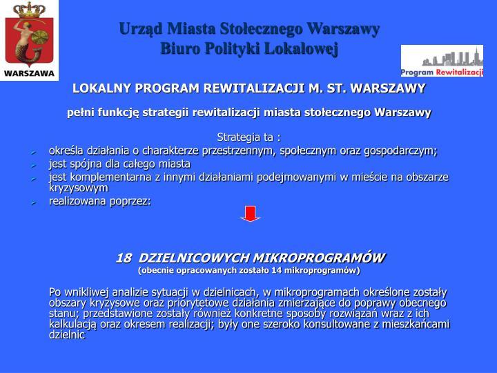 Urząd Miasta Stołecznego Warszawy