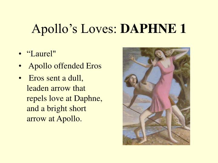 Apollo's Loves: