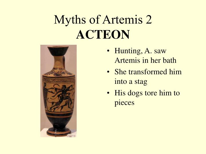 Myths of Artemis 2