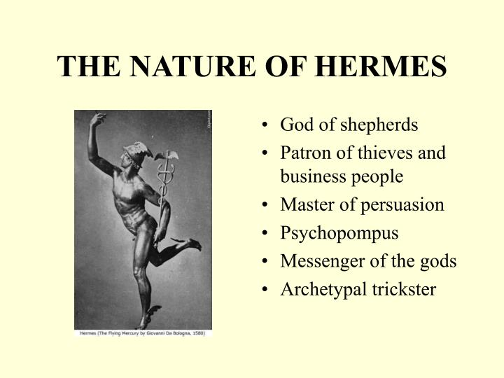 THE NATURE OF HERMES