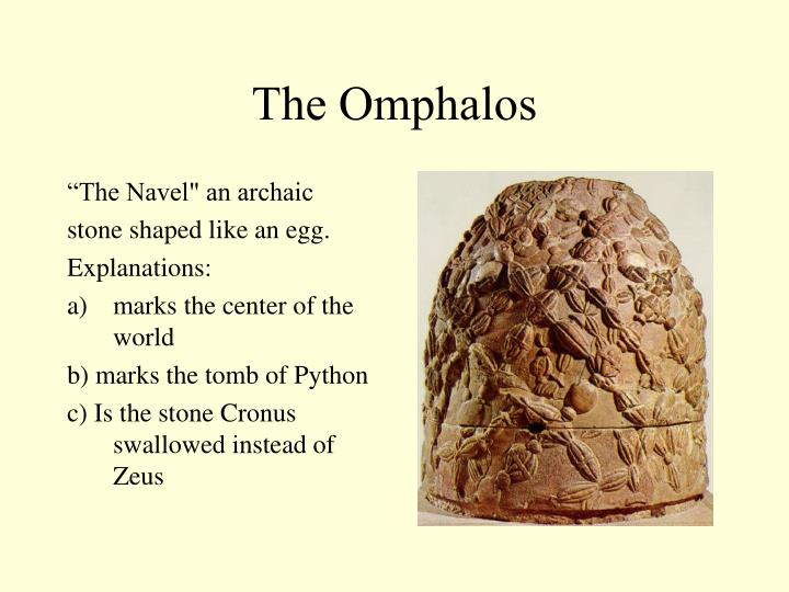The Omphalos