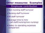 other measures examples1