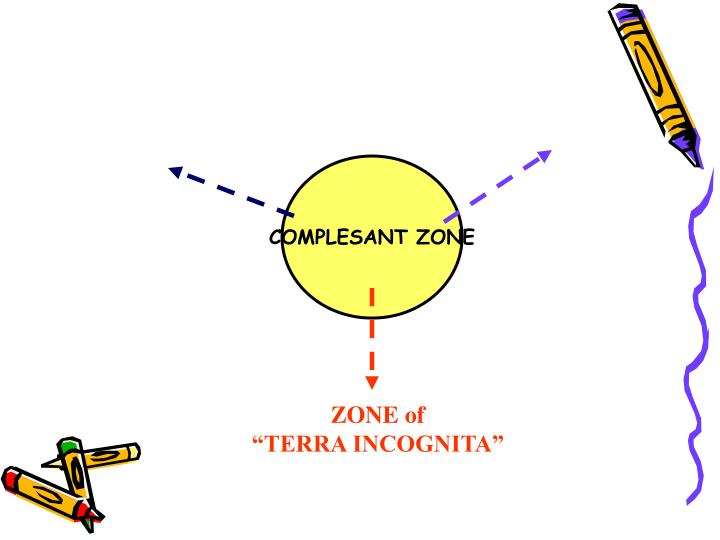 COMPLESANT ZONE
