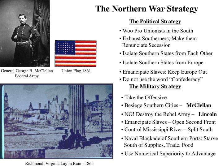 The Northern War Strategy