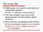 the long tail1