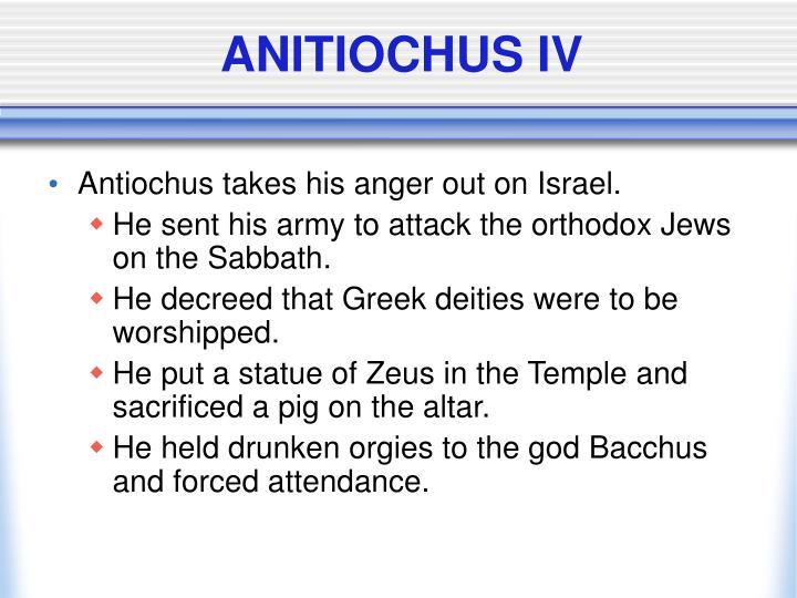 ANITIOCHUS IV