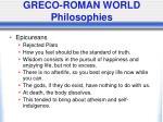 greco roman world philosophies2