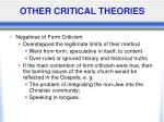 other critical theories10