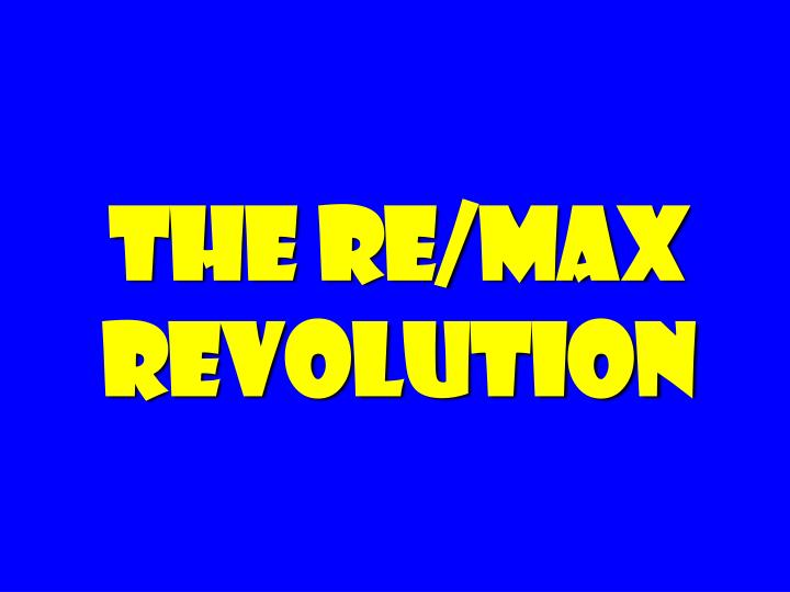The Re/Max