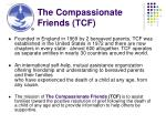 the compassionate friends tcf
