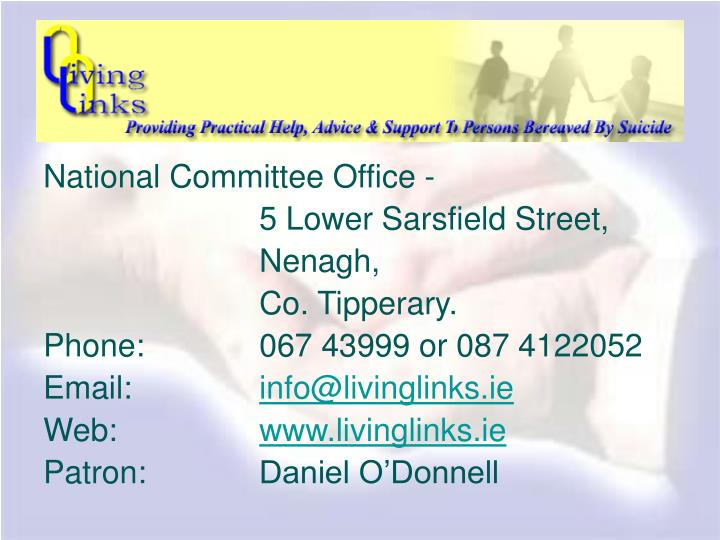 National Committee Office -