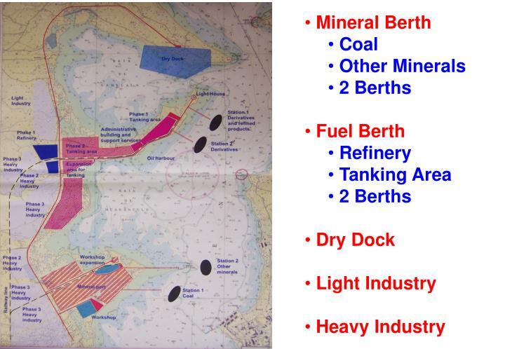 Mineral Berth