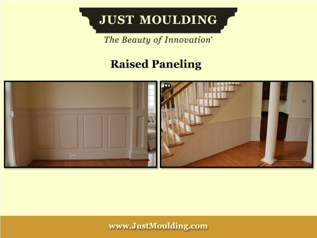 Raised Paneling