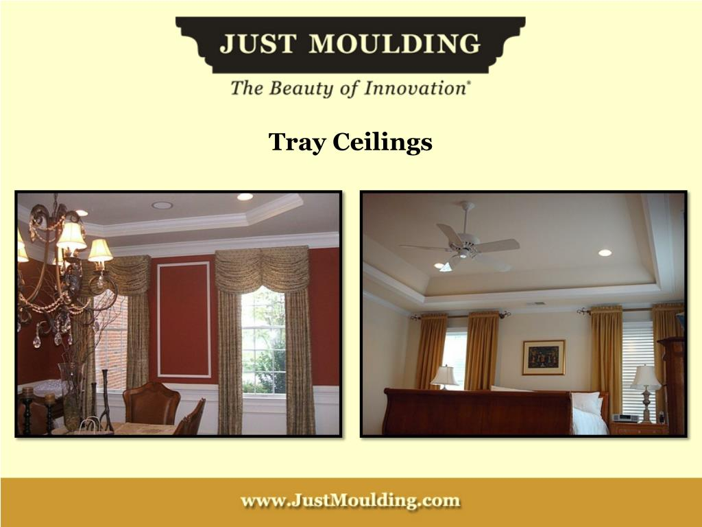 Tray Ceilings