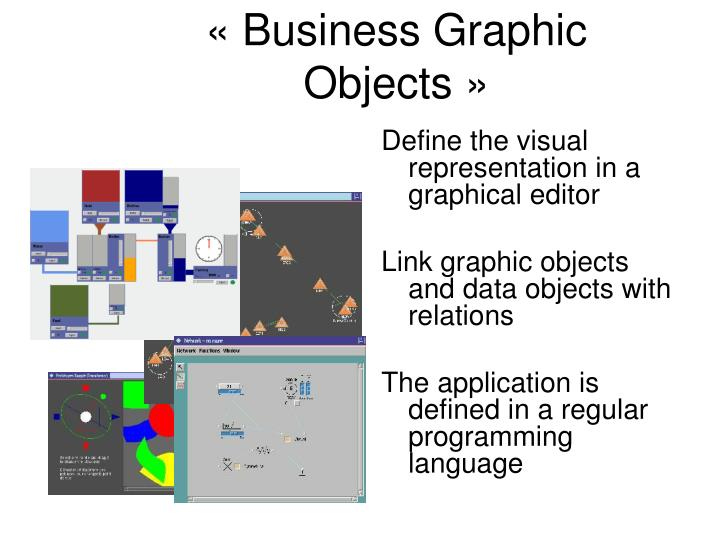 « Business Graphic Objects »