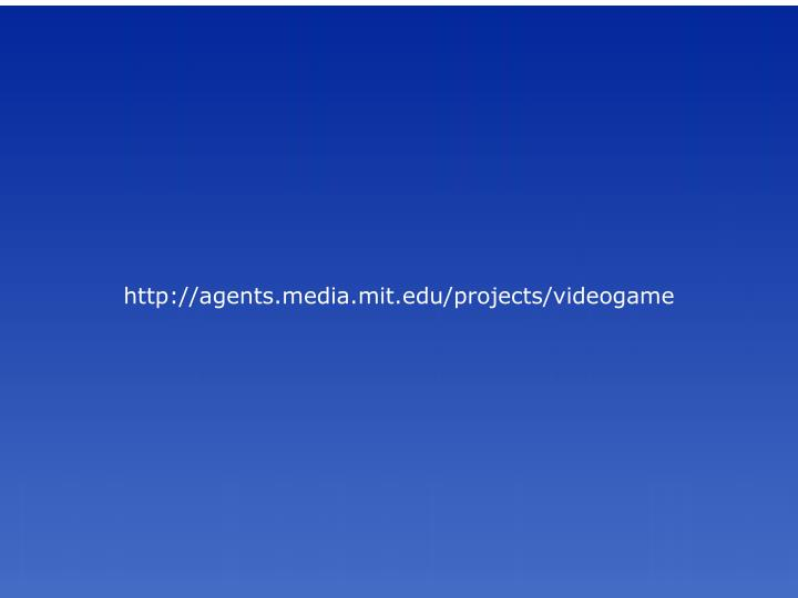 http://agents.media.mit.edu/projects/videogame