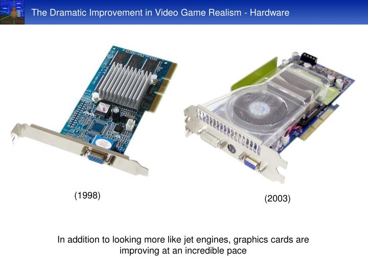 The Dramatic Improvement in Video Game Realism - Hardware