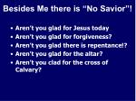 besides me there is no savior15